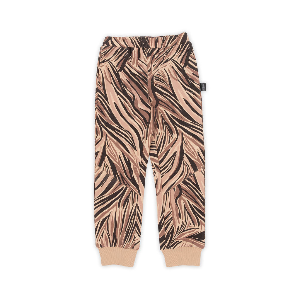 Animalistic Track Pants