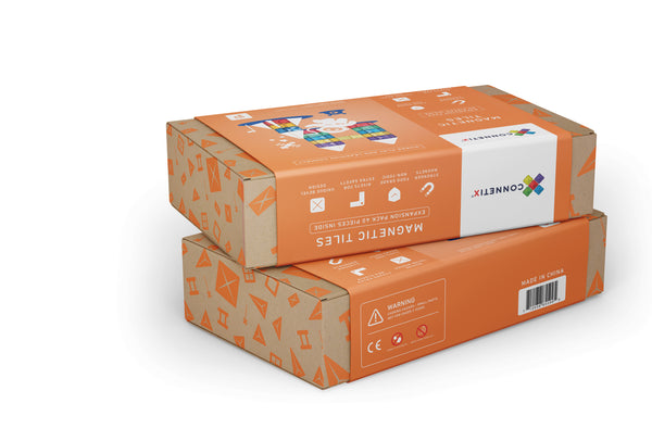 Connetix 40 Piece Expansion Pack