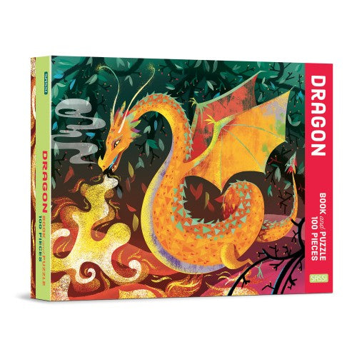 Dragon Puzzle - Lucky Last!