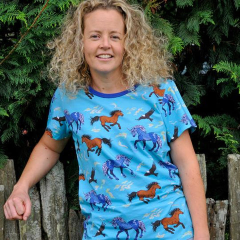 Lady's Storm - Leader of the Wild Herd Tee