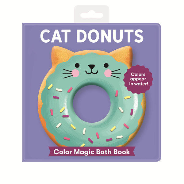 Doughnut Magic Bath Book - Lucky Last!