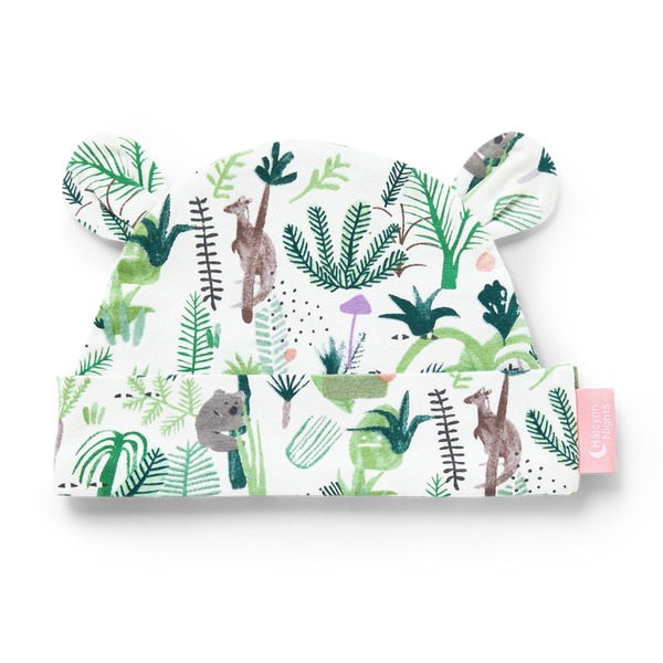 Fern Gully Gift Pack: Short Sleeve Bodysuit and Lunar Hat