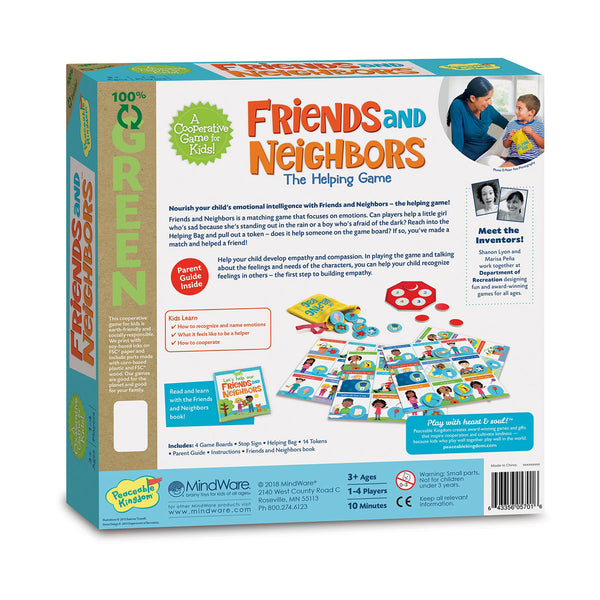 Friends and Neighbours Board Game