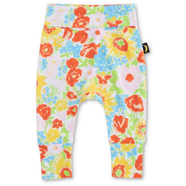 Pollen Organic Drop Crotch Baby Pants