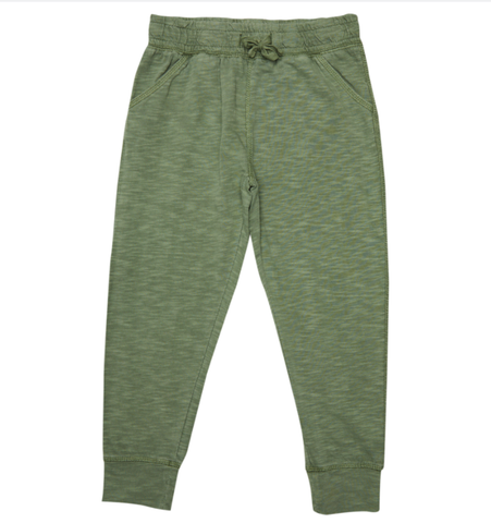 Wash Out Pants in Khaki