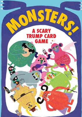 Monsters! Trump Card Game