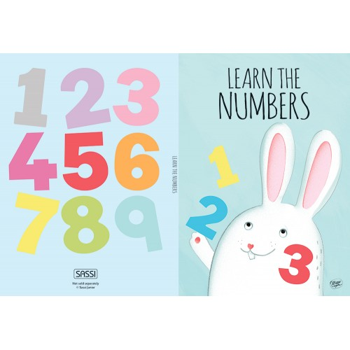 Numbers Wooden Sorting Box & Books - Lucky Last!