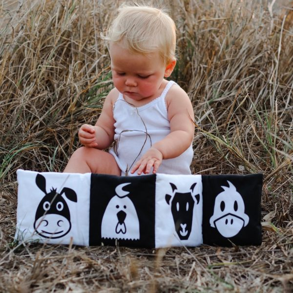 On the Farm - Baby's First Soft Book - Lucky Last!