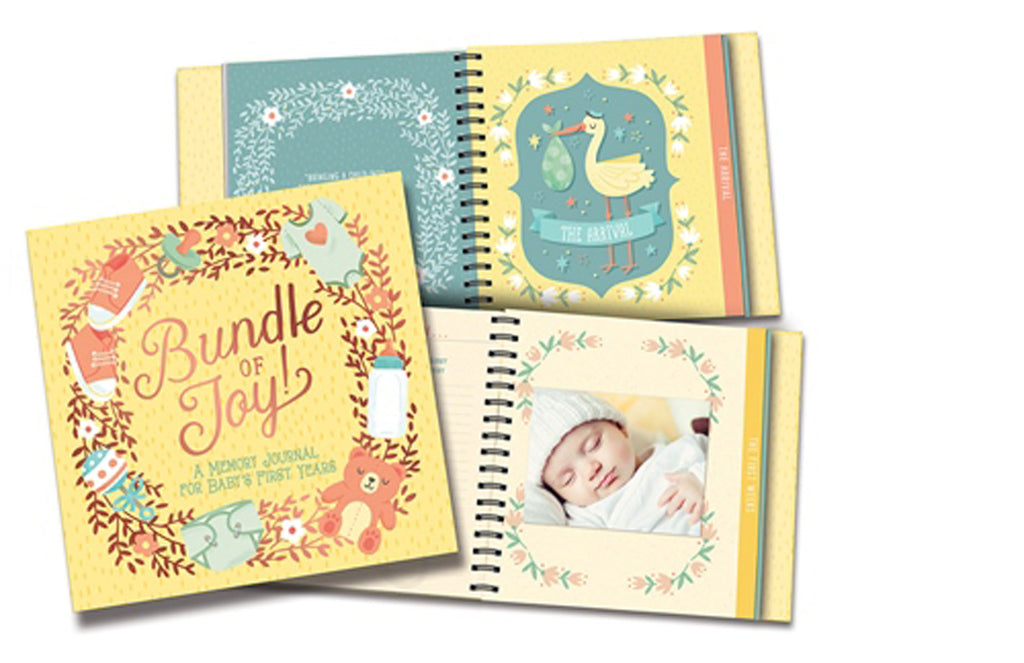 Baby's First Year Bundle of Joy Book