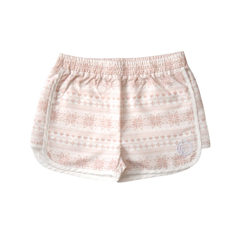 Fair Isle Swim Shorts