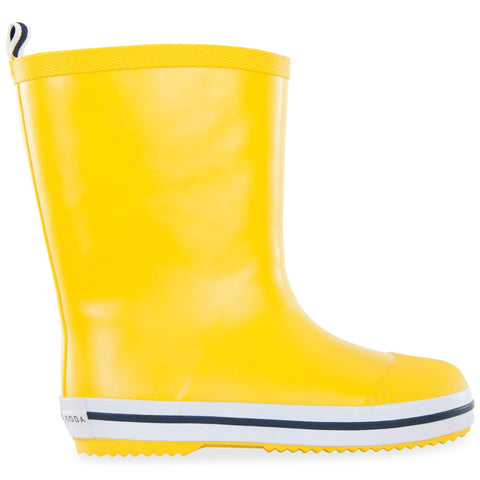 SUPER SALE: Kids Rubber Gumboots in Yellow