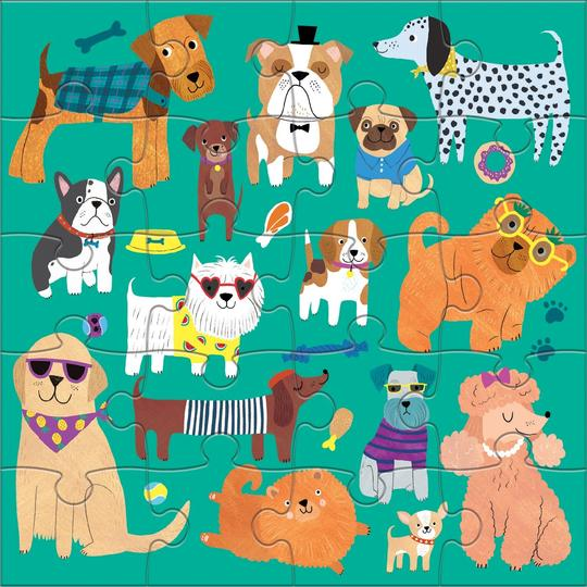 Cats & Dogs Magnetic Puzzles (4-7y)