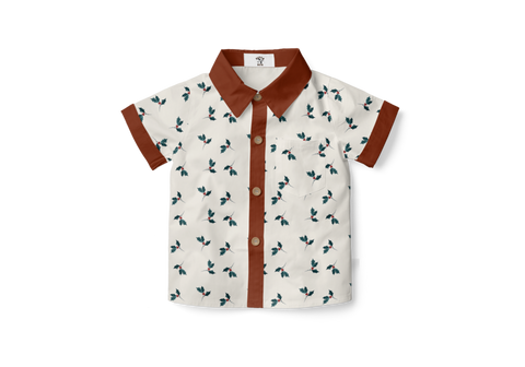 Holly Leaf Shirt