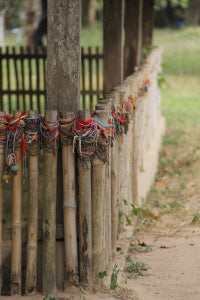 Cambodia Killing Fields poignant memorial