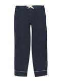 Men's Navy Pyjama Trousers