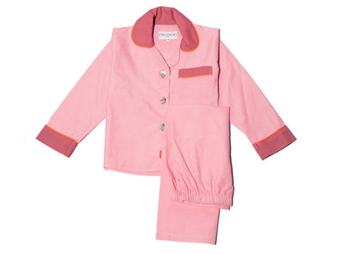 Children's pink set