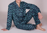 Men's Wave Pyjama Set