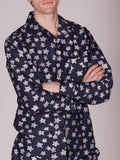 Men's Star Pyjama Shirt