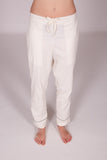 Women's Ivory Pyjama Trousers