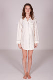 Women's Ivory Nightshirt