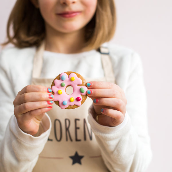 Doughnut biscuit bake and craft kit