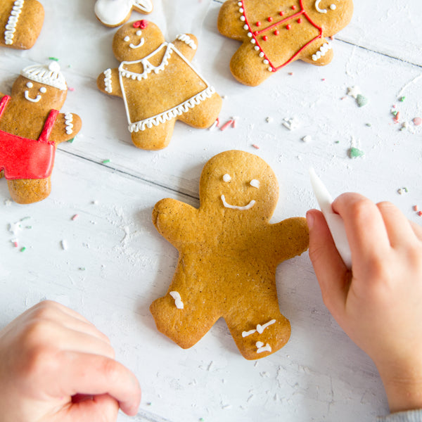 Jolly Ginger family Bake and Craft kit