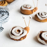 Cinnamon Snails Bun Kit