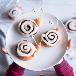 Load image into Gallery viewer, Cinnamon Snails Bun Kit