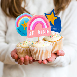 Load image into Gallery viewer, Kindness Cupcake Kit