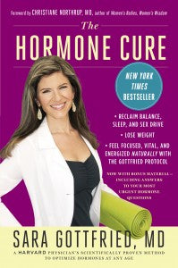 The Hormone Cure Book by Dr Sara Gottfried