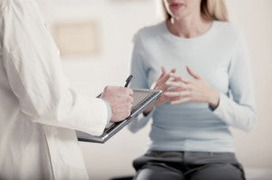Patient Check-up to Lose Weight and Fasting Blood Sugar