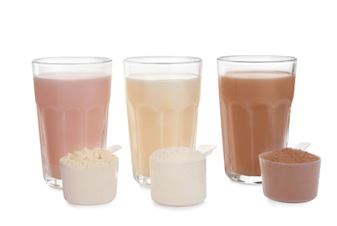 Different Kinds of Protein Shakes