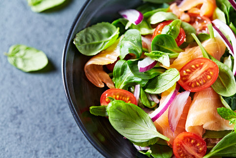 Substitutes for a Healthy Detox - salad