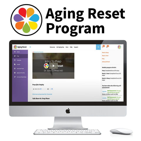 Image of Aging Reset Program Digital Solutions Gottfried Institute
