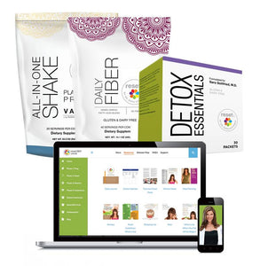 Basic Detox Kit + 7 Day Detox Program Kits FW