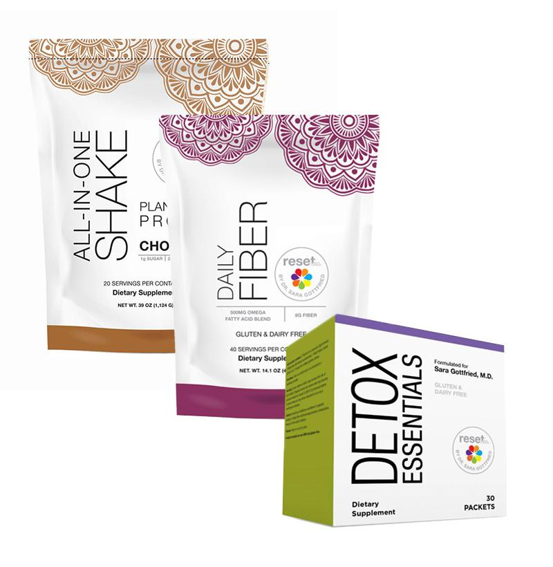 Basic Detox Kit + 7-Day Detox Program