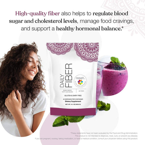 Daily Fiber Supplements FW