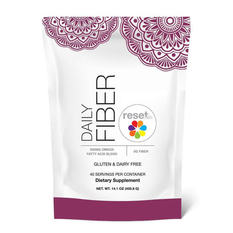 Daily Fiber Supplements Reset360