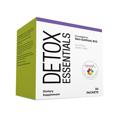 Detox Essentials Supplements FW