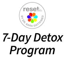 Detox Mini Kit w/Clean Slate + 7 Day Detox Program Kits Reset360