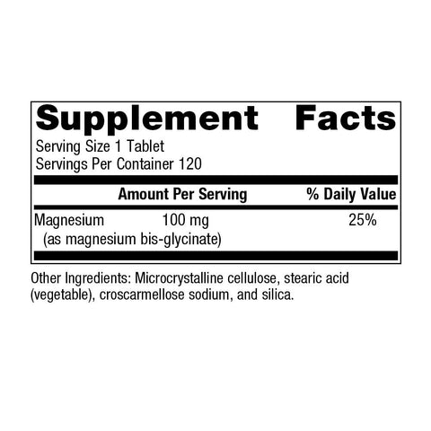 Image of Essential Magnesium Supplements Reset360