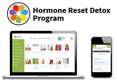 Hormone Reset Detox Digital Solutions Gottfried Institute
