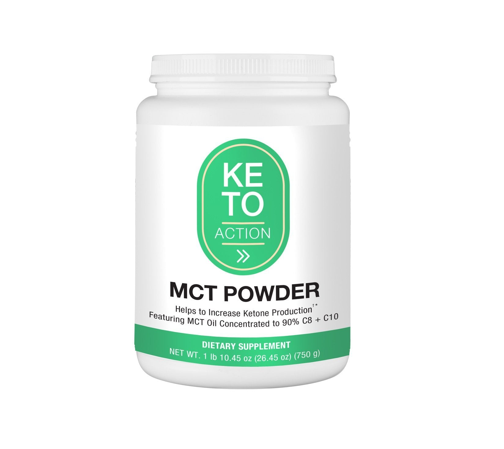 KETO Action MCT Powder