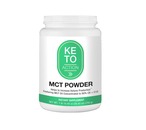 KETO Action - MCT Powder Reset360