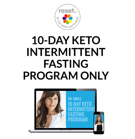 Keto - Intermittent Fasting 10-Day Program Digital Solutions Gottfried Institute