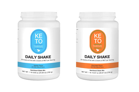 KETO Thrive Collagen Shake Reset360