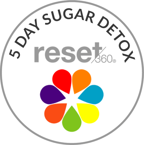 Mini Sugar Detox Kit + 5 Day Sugar Detox Program Kits Reset360