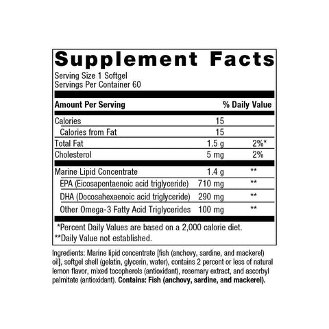 Image of Omega Love Supplements Reset360