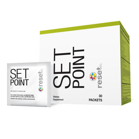 Image of Set Point Supplements Reset360