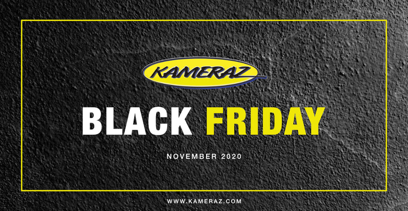 Black Friday Deals 2020 - Cameras, Lenses and More - KAMERAZ